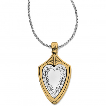 Medaille Crest Necklace