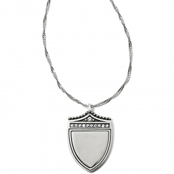 Medaille Shield Necklace