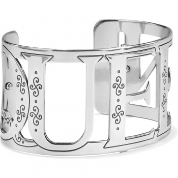 Christo Christo Queen Wide Cuff Bracelet