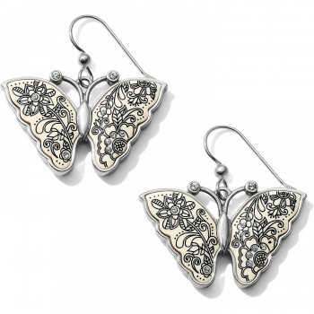 Petalwings French Wire Earrings