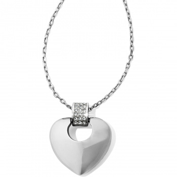 Meridian Equinox Heart Necklace