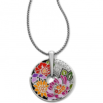 Africa Stories Floral Convertible Necklace