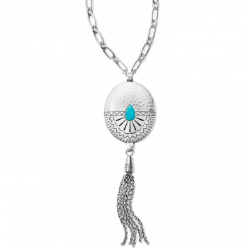 Marrakesh Mesa Long Tassel Necklace