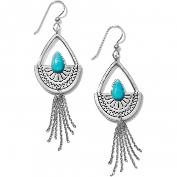 Marrakesh Marrakesh Mesa Tassel French Wire Earrings