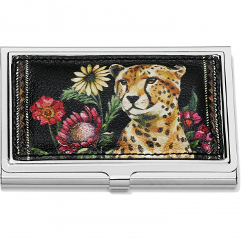 AFRICA STORIES BY BRIGHTON Africa Stories Metal Card Case