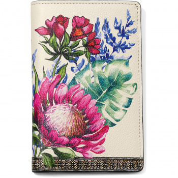 Africa Stories Flower Medium Folio Wallet