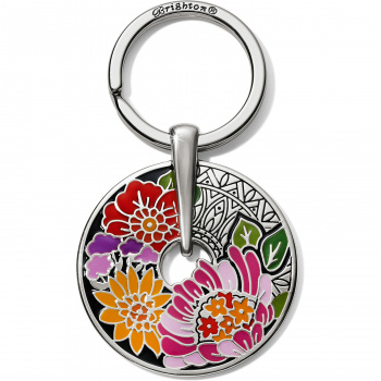 AFRICA STORIES BY BRIGHTON Africa Stories Floral Key Fob