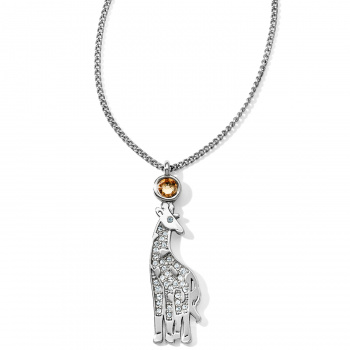 Africa Stories Safari Giraffe Necklace