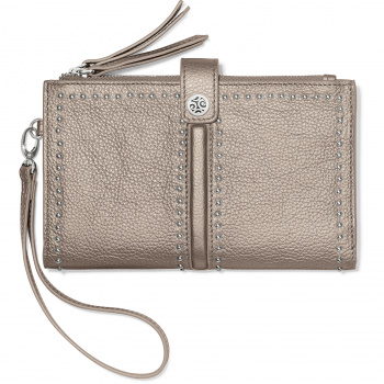 Pretty Tough Pretty Tough Double Zip Wallet