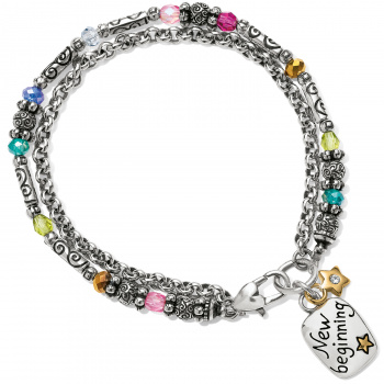 Gleam On New Day Bracelet
