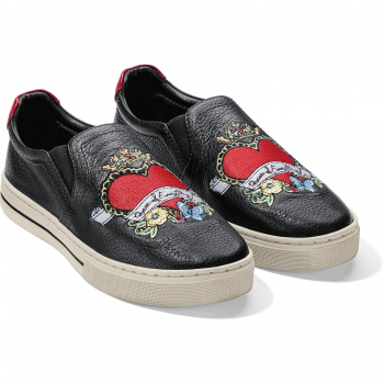 Fashionista Crown Sneakers