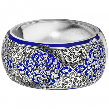 Royal Brocade Royal Brocade Hinged Bangle