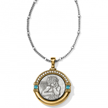 Medaille Cherub Large Necklace