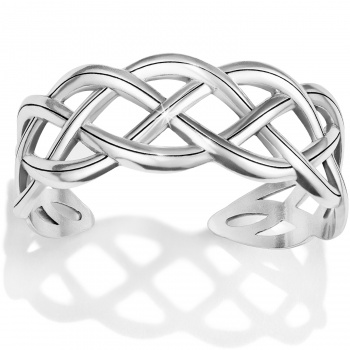 Interlok Braid Cuff Bracelet