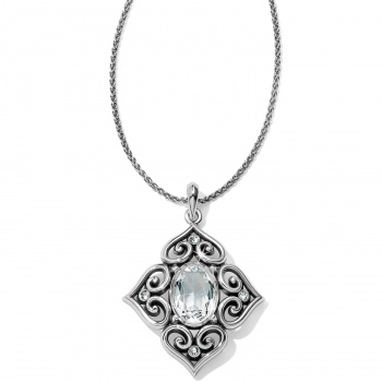 Alcazar Chrystalline Convertible Necklace