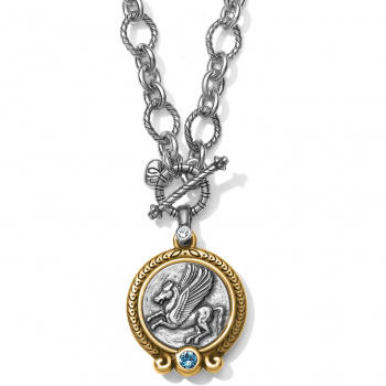 Medaille Olympia Toggle Necklace