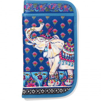 Journey To India Double Eyeglass Case