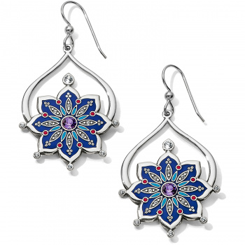 Journey To India French Wire Earrings