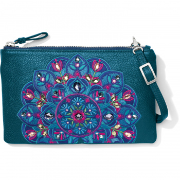 Journey To India Embroidered Cross Body