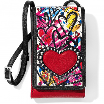 The Art Of Love Phone Organizer