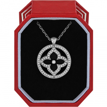 Toledo Alto Noir Pendant Necklace Gift Box