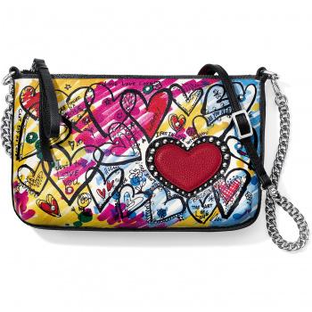 The Art Of Love Cross Body Pouch