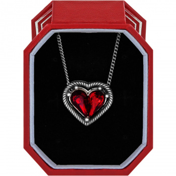 One Love Petite Heart Necklace Gift Box