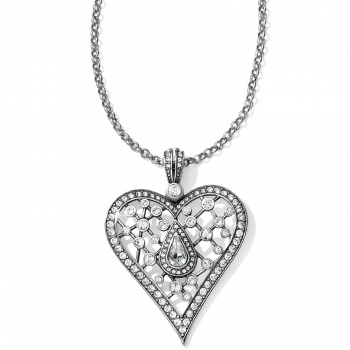 Empress Heart Convertible Necklace