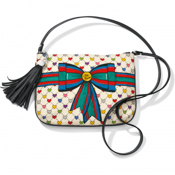 Holiday Love & Joy Cross Body Pouch