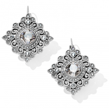 Mumtaz Bloom Leverback Earrings