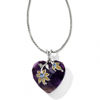 Journey to India Indira Heart Reversible Necklace