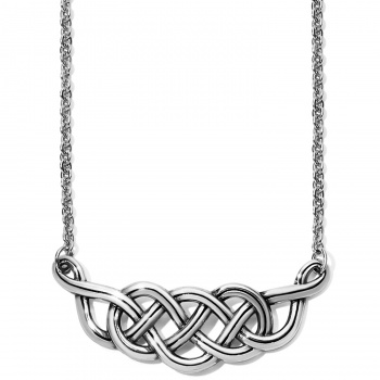 Interlok Interlok Braid Collar Necklace