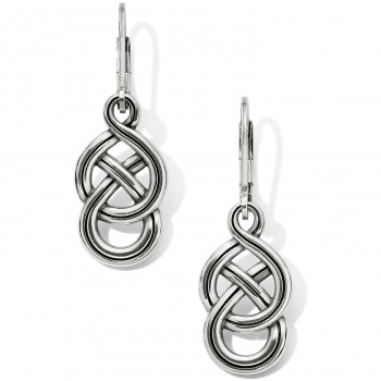 Interlok Interlok Braid Petite Leverback Earrings