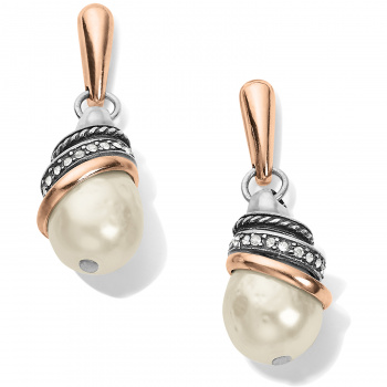 Neptune's Rings Neptune's Rings Pearl Teardrop Earrings