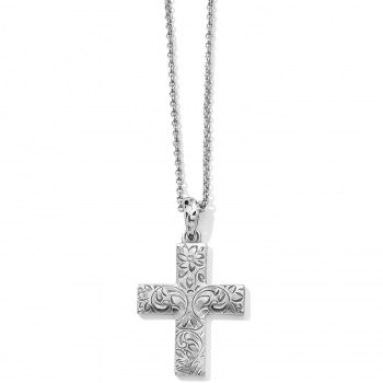 Timeless Cross Convertible Necklace