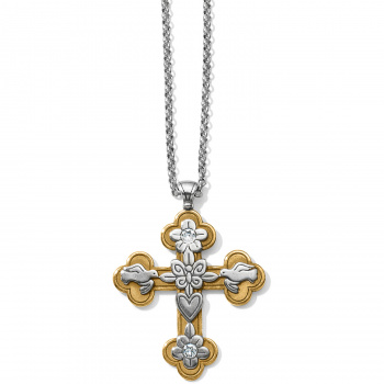 Crosses of the World Bethlehem Cross Necklace
