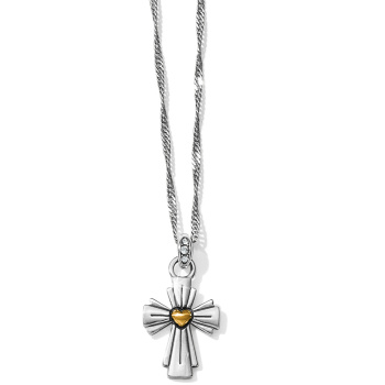 Wayfarers Cross Necklace