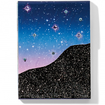 Halo Halo Space Notepad