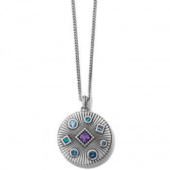 Halo Halo Rays Petite Necklace