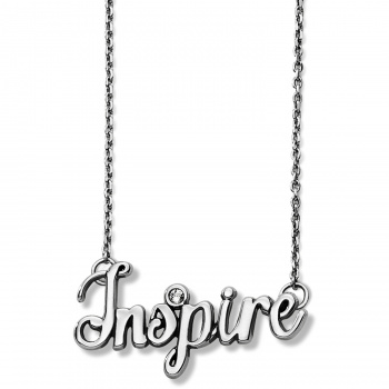 Penscript Inspire Necklace
