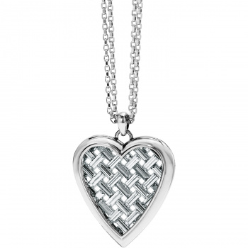 Love Cage Heart Convertible Necklace