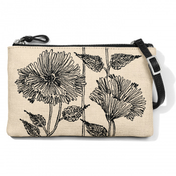 Wild Garden Embroidered Cross Body