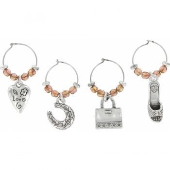 Celebration Celebrate Wine Glass Charms