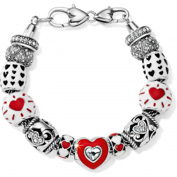 Fun and Flirty Charm Bracelet