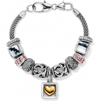 Love Always Charm Bracelet