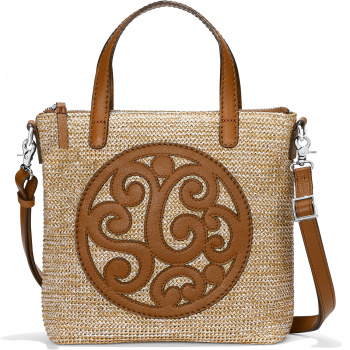 Contempo Willa Straw Tote