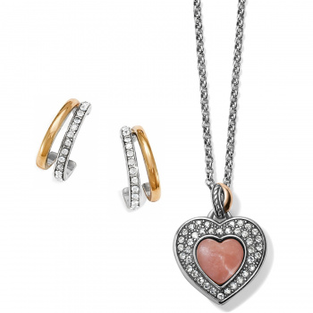 Neptune's Rings Heart Gift Set