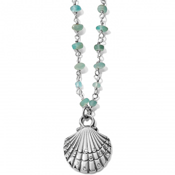 Sea Shore Petite Shell Necklace