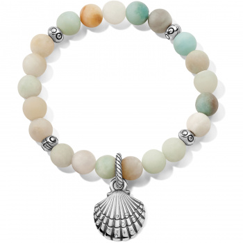 Sea Shore Shell Stretch Bracelet