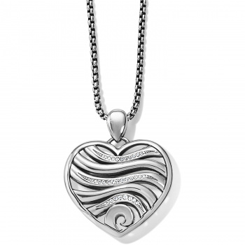 Oceanus Heart Necklace